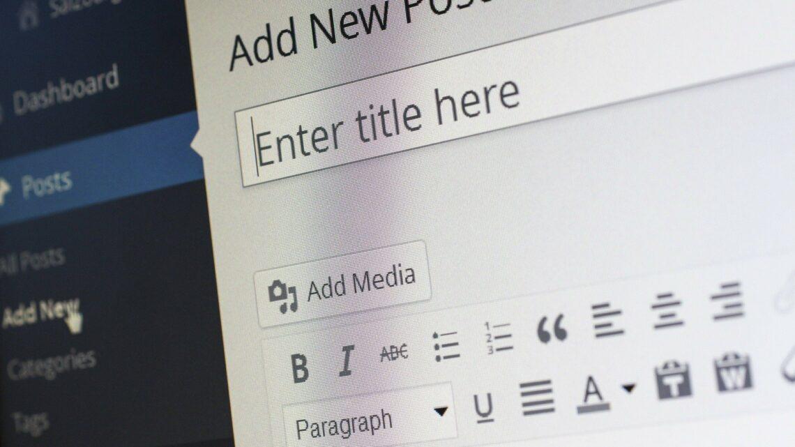Blog jako silný marketingový nástroj